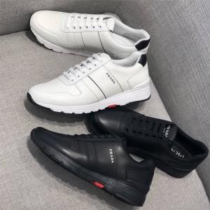 prada中文官网普拉达正品新款男鞋Prada PRAX 01 运动鞋