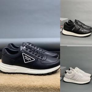 PRADA官网普拉达价位男士PRAX 01 运动鞋4E3571/4E3576