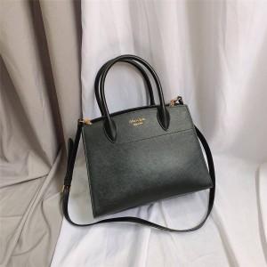 prada包包价格和图片普拉达官网bibliotheque手袋风琴包手提包