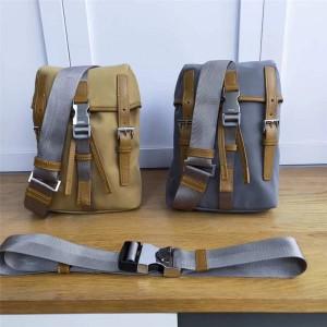 prada包包价格和图片普拉达官网新款两用尼龙腰包单肩包2VL029